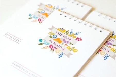 Tres calendarios perpetuos con mucho estilo