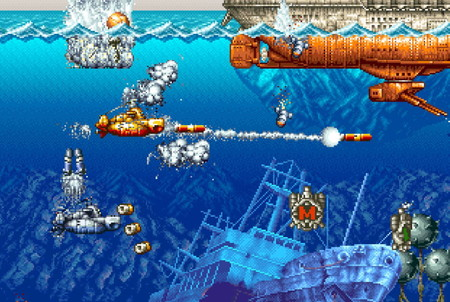 Ese Metal Slug del mundo submarino llamado In the Hunt ya hace de las suyas en Nintendo Switch y está a punto en PS4