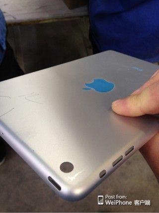 ¿El iPad mini engorda para hacer sitio para una pantalla retina?