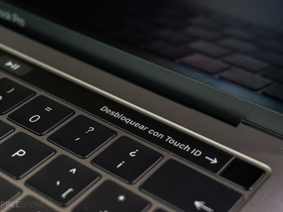 Cómo restaurar todas las preferencias de la Touch Bar y el Touch ID