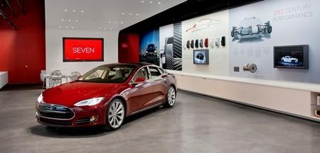 Tesla abre tienda en el sur de Francia