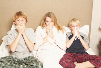 ¿Por qué en invierno los niños se resfrían más?