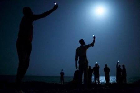 Los móviles, protagonistas de la mejor foto del año según World Press Photo