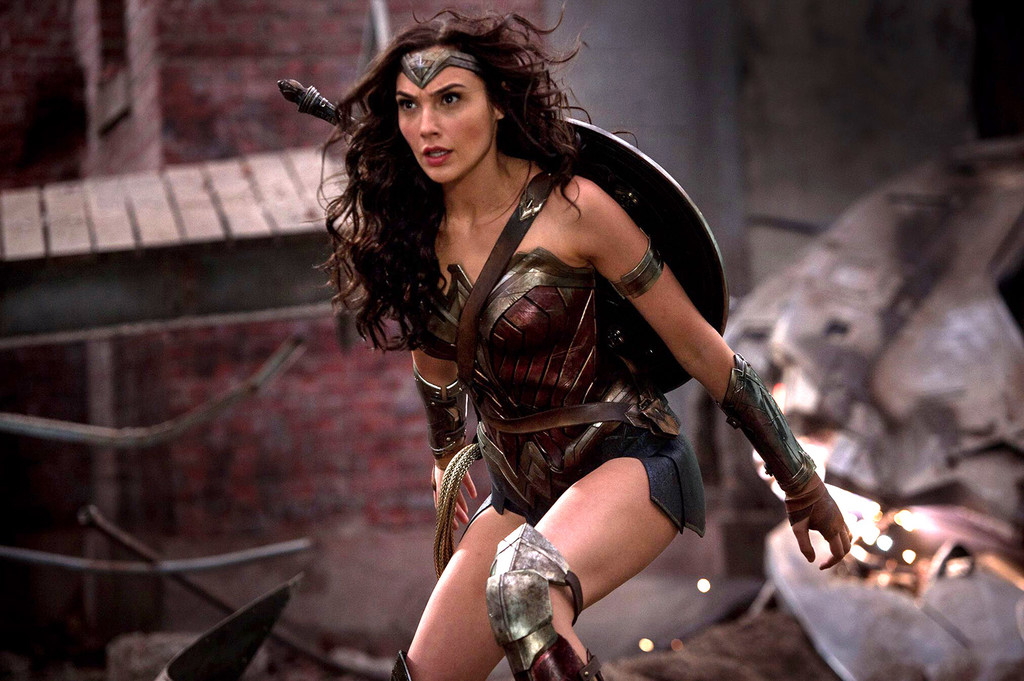 Escena Wonder Woman