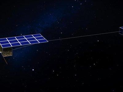 Asteroid Touring Nanosat Fleet: visitando 300 asteroides con 50 naves