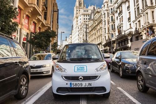 El carsharing descongestiona de coches las ciudades, pero hay ayuntamientos en España que no están por la labor de introducirlo