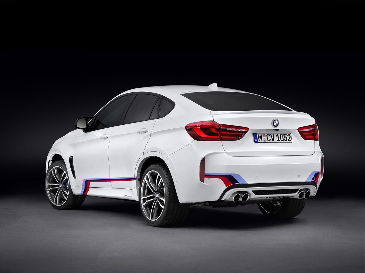 Foto de BMW X5 M y BMW X6 M por M Performance (11/20)