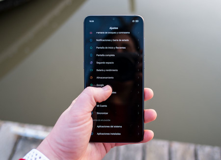 Xiaomi Mi 9 Miui Tema Oscuro