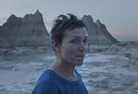 Globos de Oro 2021: 'Nomadland' es la mejor película dramática