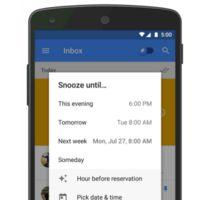 Google implementa en Inbox recordatorios especiales para los correos de tus reservas