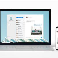 """Conocemos algunos detalles más de la aplicación """"Your Phone"""" que convierte a nuestro PC en una extensión del smartphone"""