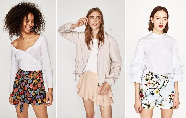 Shorts Estampados Rebajas 2018 Zara 1