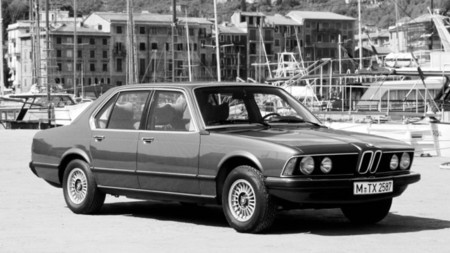 BMW Serie 7 (E23)