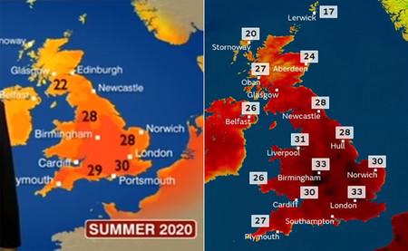 En 2007, la BBC preveía terribles olas de calor en 2020 por el cambio climático. La de 2018 es peor