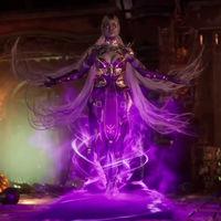 Sindel luce su magia oscura en Mortal Kombat 11 con este nuevo gameplay dedicado a ella