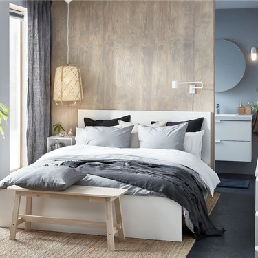 23 ideas para amueblar dormitorios pequeños que son al mismo tiempo una forma moderna y acogedora de decorarlos