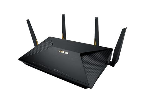 ASUS BRT-AC828, un router WiFi AC avanzado con puerto M.2 para discos SSD