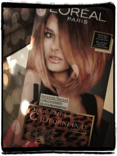 Mechas Californianas en casa con L'Oréal Paris: las probamos