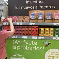 Que Carrefour venda snacks de gusanos y grillos tiene todo el sentido: son un manjar en medio mundo
