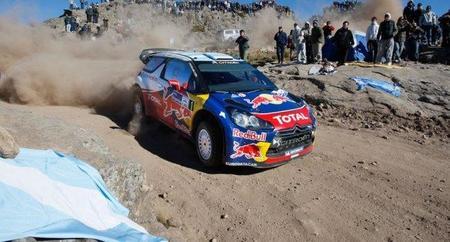Rally de Argentina 2011: Sébastien Loeb ataca y recorta medio minuto