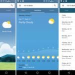 Si te gustan los colorines te encantará la nueva tarjeta de tiempo que prepara Google para móviles