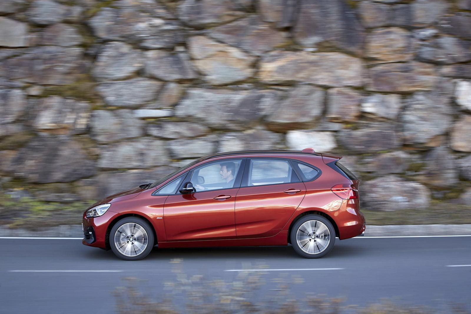 Foto de BMW Serie 2 Active Tourer (11/32)
