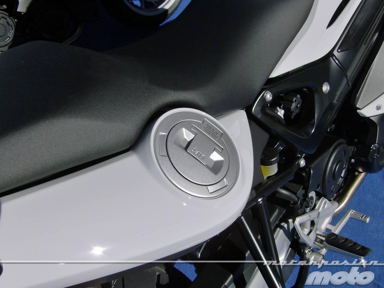 Foto de BMW F 800 GT, prueba (valoración, ficha técnica y galería) - Detalles (22/22)