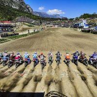 Max Nagl y Tim Gajser ponen las cosas difíciles a los favoritos en Trento