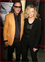 Kim Basinger y Mickey Rourke juntos 23 años después