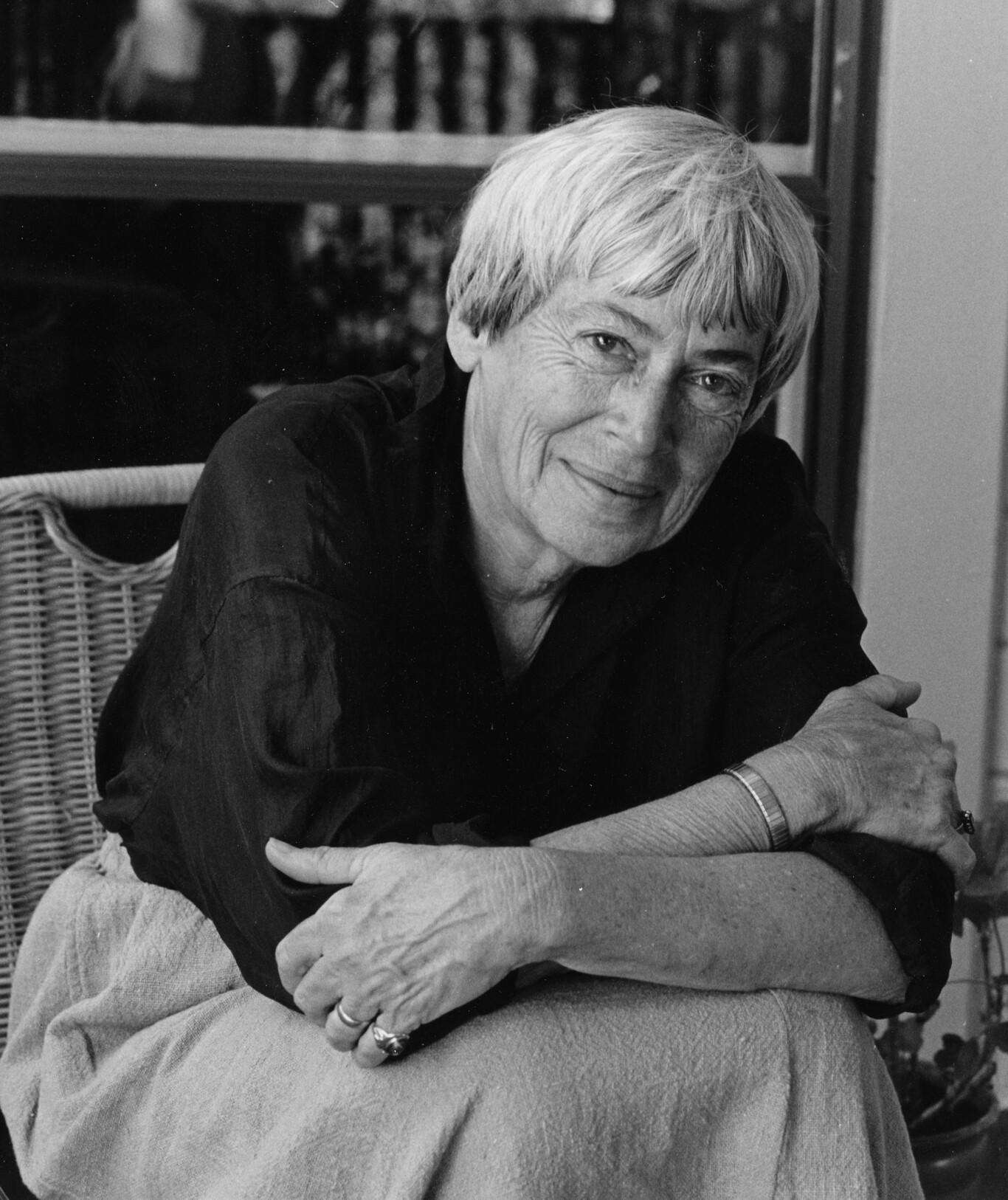 Las obras de Ursula K. Le Guin (y su transgresor punto de vista) son más relevantes que nunca