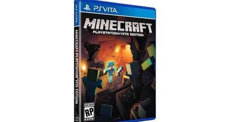Minecraft ya tiene fecha y precio para PS Vita en América