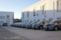 Toyota Auris, presentación y prueba en Cascais (parte 2)