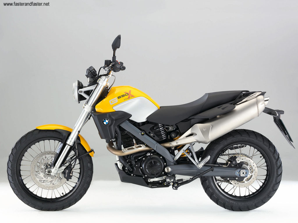 Foto de BMW G650 XCountry 2009, made in China (2/4)