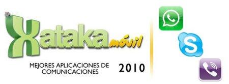 Lo mejor de 2010: las mejores aplicaciones de comunicaciones