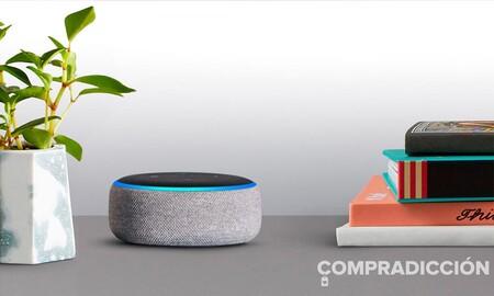 Amazon tiene a mitad de precio el Echo Dot de 3ª generación: llévate a Alexa a casa por sólo 24,99 euros