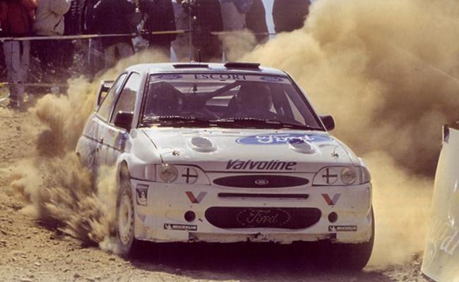 Ford Escort WRC 1998 Juha Kankkunen