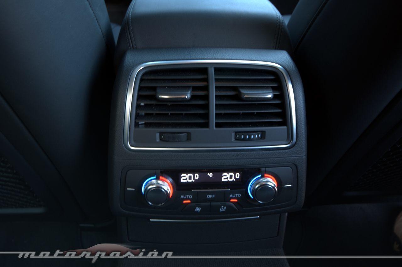 Audi A6 hybrid (prueba)