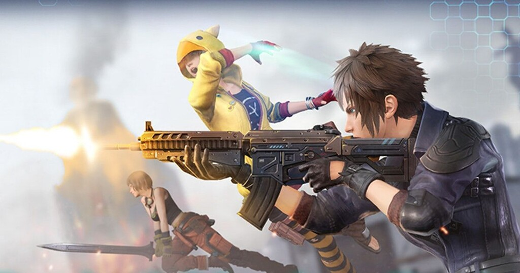 El battle royale Final Fantasy VII: The First Soldier estará disponible para móviles en noviembre