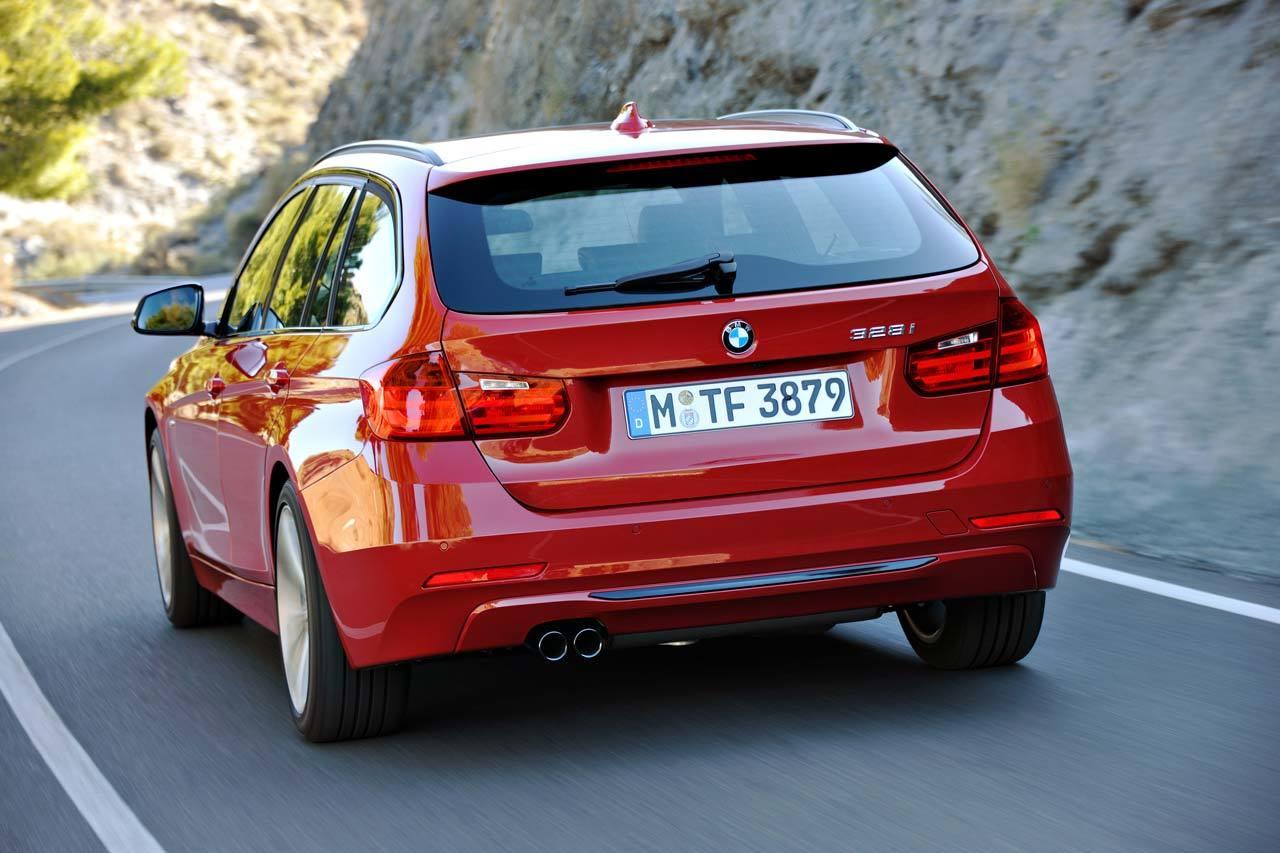 Foto de BMW Serie 3 Touring 2012 (24/43)