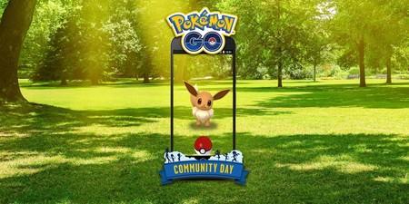 Eevee protagonizará el Día de la Comunidad de Pokémon GO en agosto y por partida doble