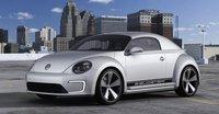 Volkswagen E-Bugster Concept, otra novedad en Detroit