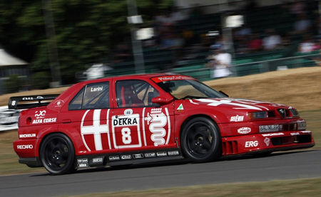 Alfa Romeo 155 V6 TI - DTM