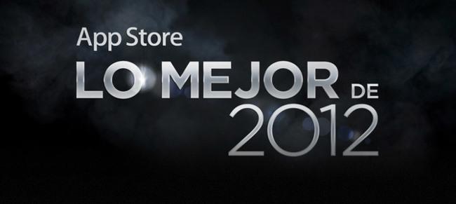 Lo Mejor de 2012 en la App Store