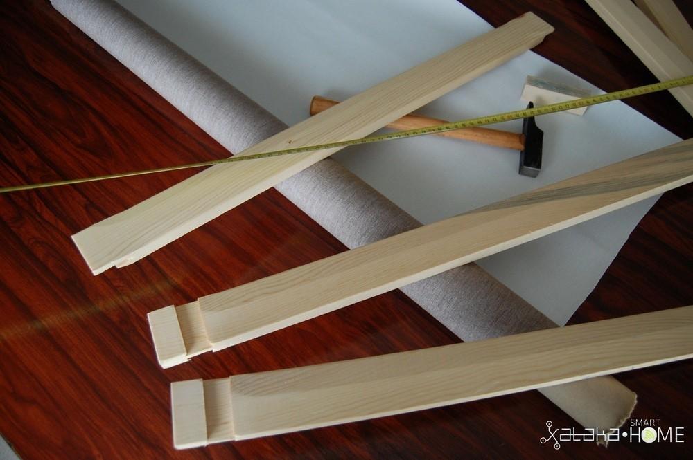 C mo construir tus propios paneles ac sticos decorativos - Paneles aislantes decorativos ...