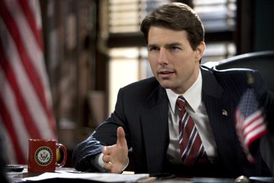 Tom Cruise en 'The 28th Amendment', de Phillip Noyce