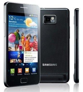 Samsung Galaxy S II, prepara unos 600 euros para mayo