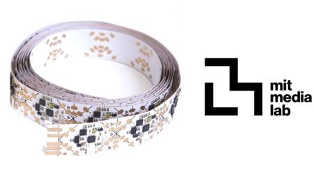 El MIT inventa una cinta con sensores que se adapta y captura la forma de cualquier objeto