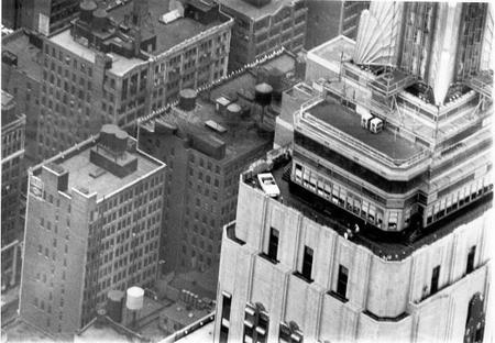 ¿Por qué Ford colocó un Mustang en la azotea del Empire State en 1966?