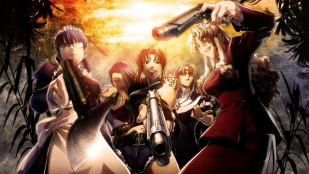 Black Lagoon Hd Wallpaper