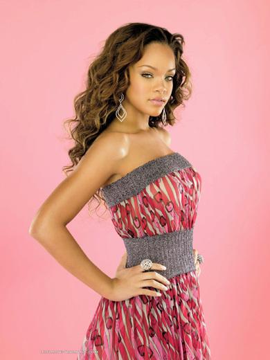 Rihanna Looks 2005